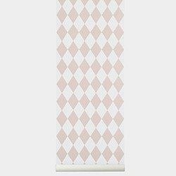 Harlequin WallSmart Wallpaper (Rose) - OPEN BOX RETURN