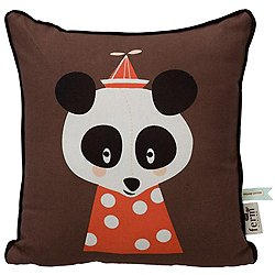 Posey Panda Pillow for Kids