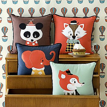 Marionette Series Cushions
