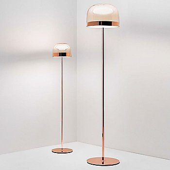 Copper finish / Small size and Copper finish / Large size