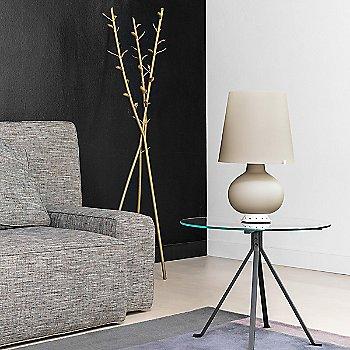 Light Grey finish / Medium size