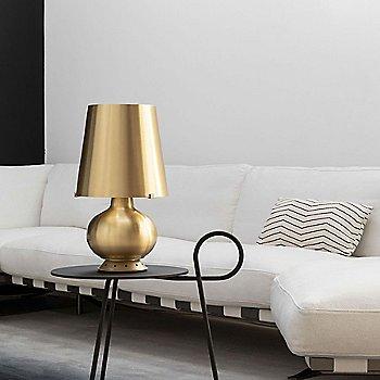 Brass finish / Medium size