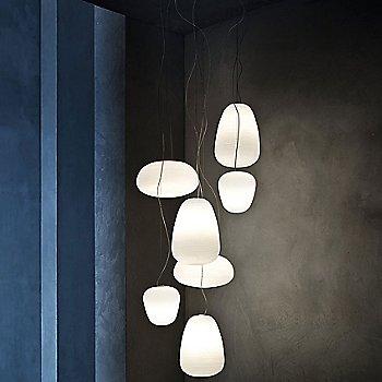White / illuminated / in use
