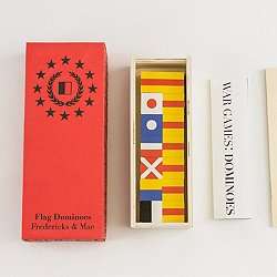 Dominoes Set Flags