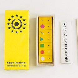Dominoes Set Shapes