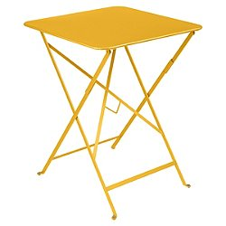 Bistro Square Folding Table 22x22