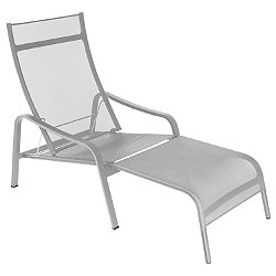 Alize Adjustable Stacking Armchair with Footrest