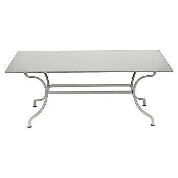 Steel Grey Flat Satin