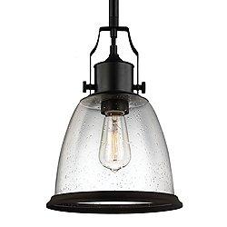 Hobson 1-Light Pendant Light