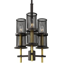 Palmyra 3-Light Pendant Light