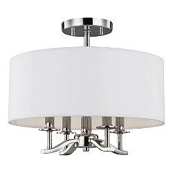 Hewitt Semi-Flush Mount Ceiling Light