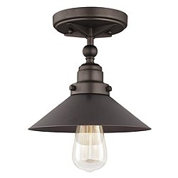 Hooper Semi-Flush Mount Ceiling Light