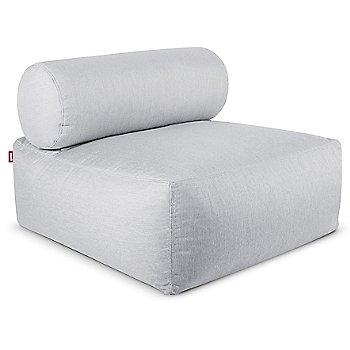 Silver / Silver pillow