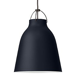 Caravaggio Pendant Light(Dark Ultramarine/Medium) - OPEN BOX