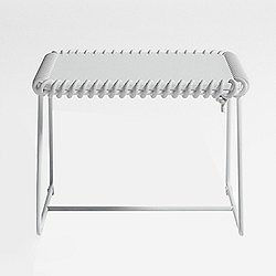 Textile Side Table