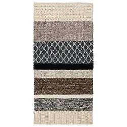 Mangas Naturales Rectangular MR3 Rug