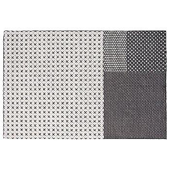 Shown in Grey, 6 ft 8 in x 9 ft 10 in