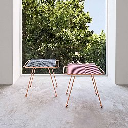 Mix & Match Copper Side Table