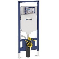 Geberit Installation System for Wall-Hung Toilets