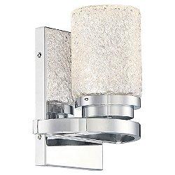 Brilliant 1 Light LED Bath Light