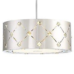 Crowned Pendant Light