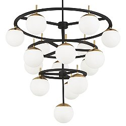 Alluria 3-Tier Chandelier