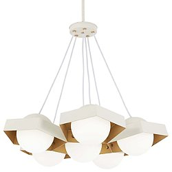 Five-O 6-Light LED Pendant Light