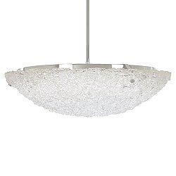 Forest Ice P1389 LED Pendant / Semi-Flush Mount Ceiling Light