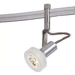Gk Lightrail P4305 LED 5 Light Monorail Kit (Brushed Nickel) - OPEN BOX RETURN