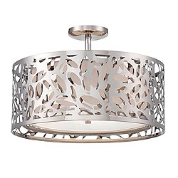 Semi-Flush Mount Ceiling Light