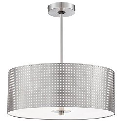 Grid 3 Light Pendant Light