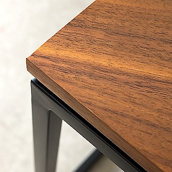 Walnut color, detail