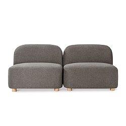 Circuit Modular Armless Sofa, Set of 2