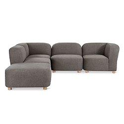 Circuit Modular 5 Piece Sectional Sofa