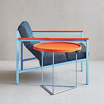 Orange Pop Module color, in use