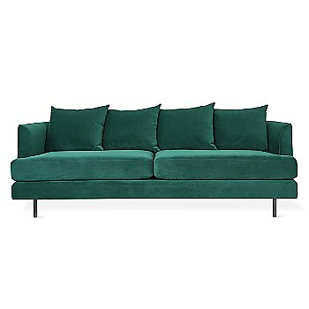 Velvet Spruce Fabric color