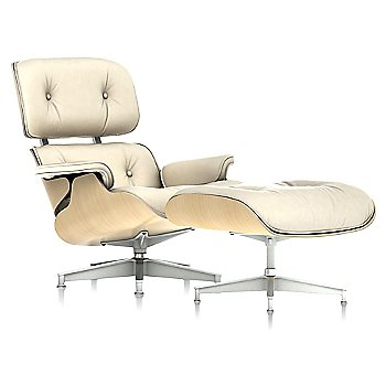 Shown in MCL Leather Ivory, Tall
