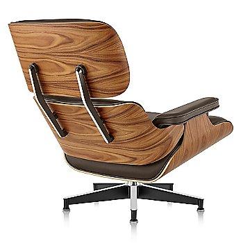 Shown in MCL Leather Espresso, Santos Palisander frame finish