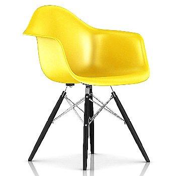 Lemon Yellow / Trivalent Chrome Base Finish / Ebony Leg Finish