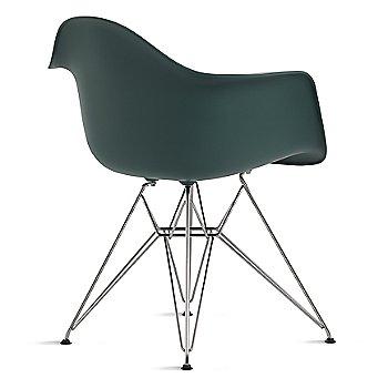 Trivalent Chrome/ Ebony finish / Peacock Blue Color