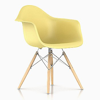 Shown in Pale Yellow, Trivalent Chrome/White Ash finish