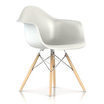 Shown in White, White/ Natural Maple finish