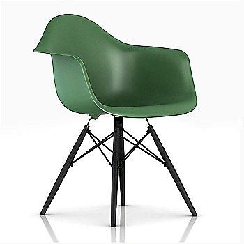 Black/ Ebony finish / Kelly Green Color