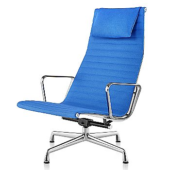 Herman Miller Eames Aluminum Group Lounge Chair Ylivingcom