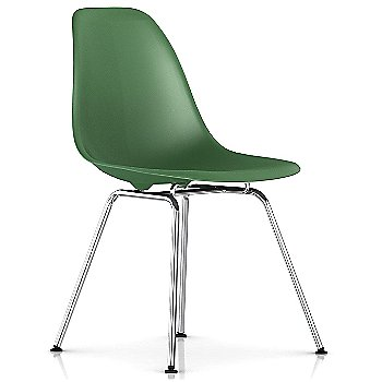 Shown in  Kelly Green with Trivalent Chrome Base finish