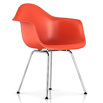 Shown in Red Orange, Trivalent Chrome Base Finish