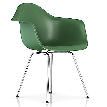 Shown in Kelly Green, Trivalent Chrome Base Finish