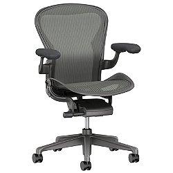 Aeron Office Chair - Size C, Carbon
