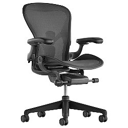 Aeron Office Chair – Size B, Graphite