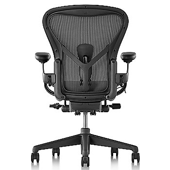 Graphite/Graphite finish with Adjustable Posture Fit SL